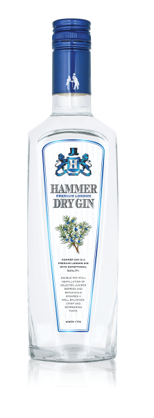 Hammer Dry Gin 0,7l