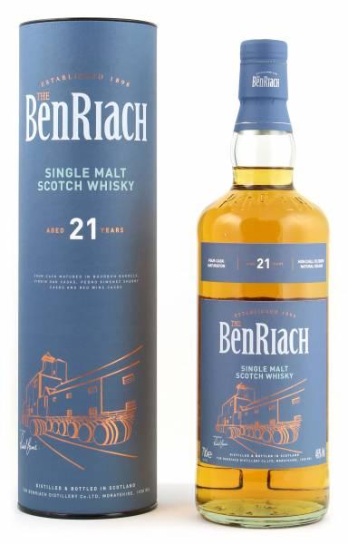 BenRiach 21 Jahre Single Malt 0,7l