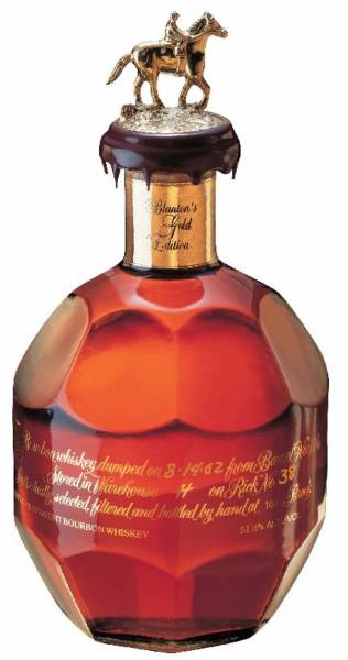 Blanton's Single Barrel Gold 0,7 Liter