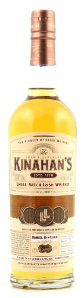 Kinahans Small Batch Irish Whisky 0,7l