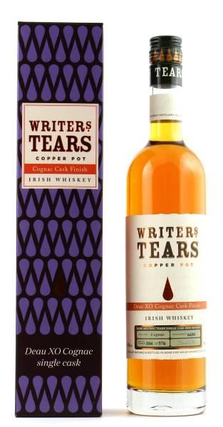 Writers Tears Cognac Cask Finish Irish Whiskey 0,7l