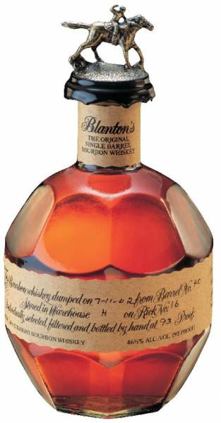Blanton's Single Barrel Original 0,7 Liter