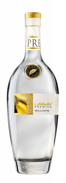 Scheibel Premium Williams-Christ Birne 0,7l