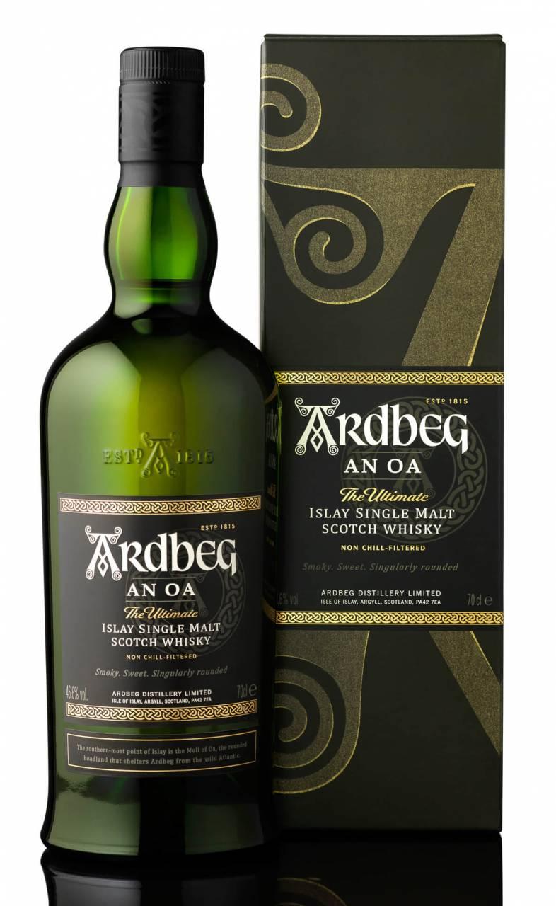 Ardbeg An Oa Singel Malt Whisky 0,7l