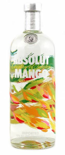 Absolut Vodka Mango 1 Liter