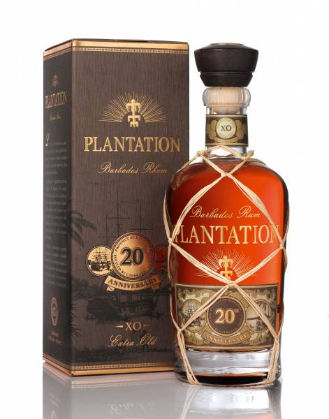 Plantation Barbados Extra Old 20th Anniversary 0,7 Liter