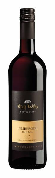 Rolf Willy Lemberger tr.- Eichenfassreifung - QbA 0,75 Liter