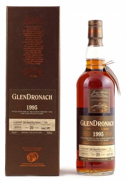 GlenDronach 1995 #543 20 Jahre Batch 14 0,7 Liter