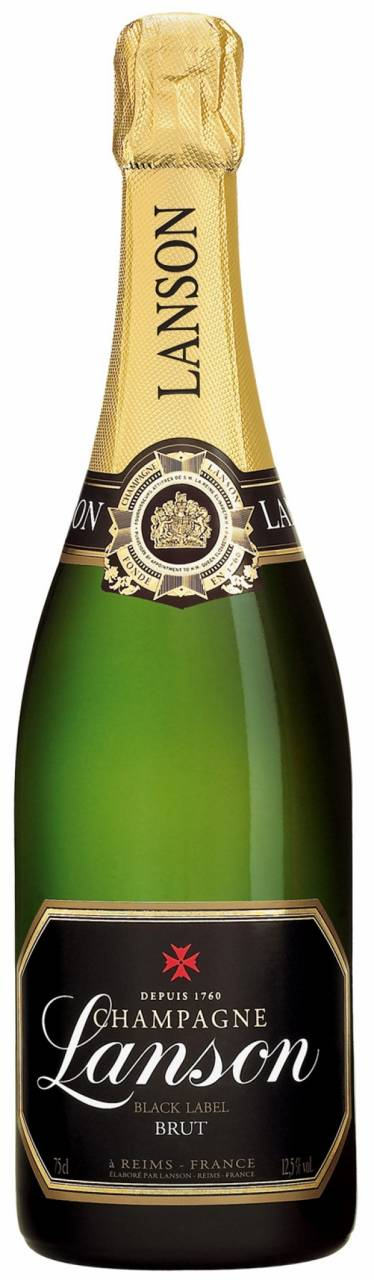 Lanson Black Label 0,75 Liter