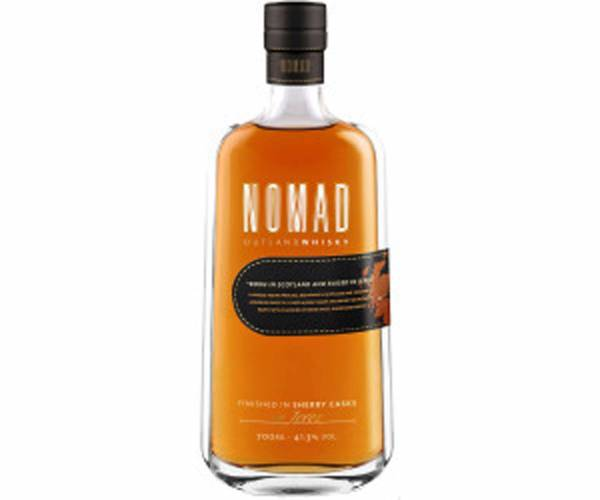 Nomad Outland Sherry Cask Finish Whisky 0,7l