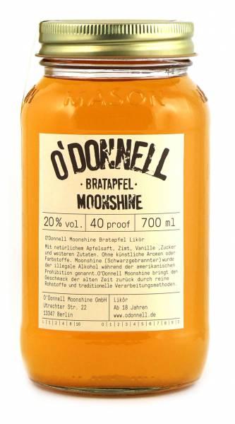 O'Donnell Moonshine Bratapfel 0,7l
