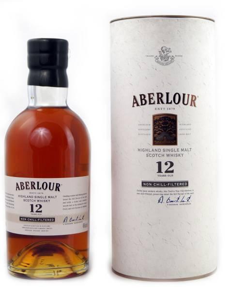 Aberlour 12 Jahre Non Chill Filtered 0,7 Liter