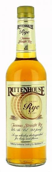 Rittenhouse Rye 100 Proof 0,7 Liter