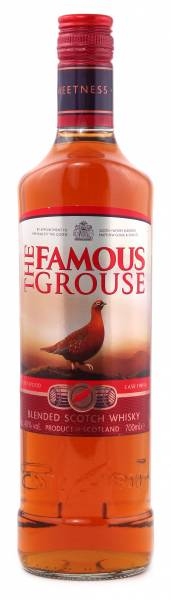 Famous Grouse Port Wood Finish 0,7 Liter