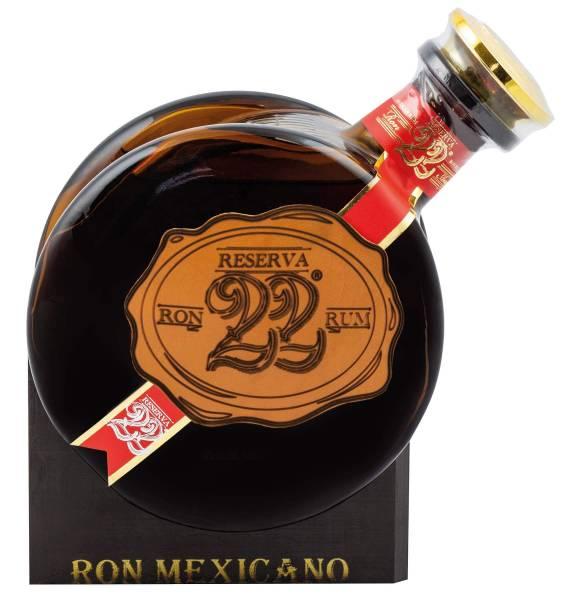 El Ron Prohibido Reserva 22 Jahre 0,7 Liter