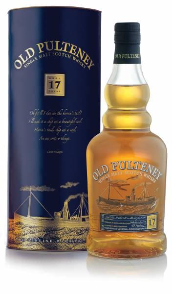 Old Pulteney 17 Jahre 0,7 Liter