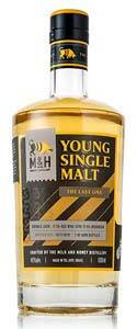 M&H Young Single Malt - The Last One 0,5 Liter