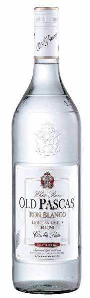 Old Pascas Ron Blanco 1,0 Liter