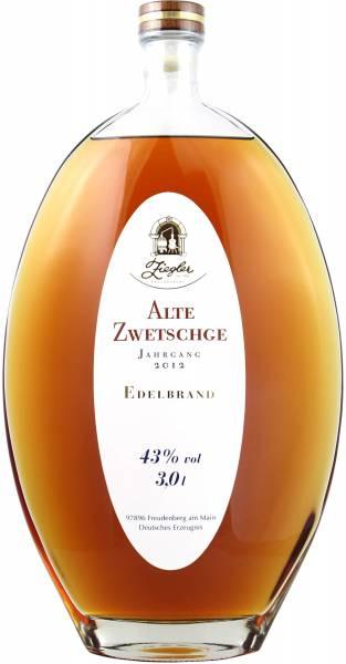 Ziegler XXL Alte Zwetschge 3,0 Liter Flasche