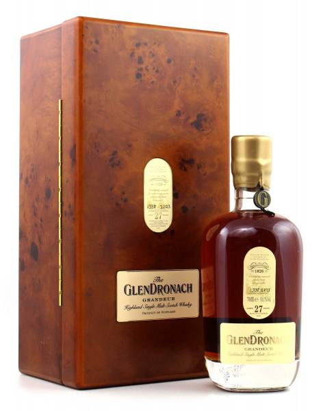 GlenDronach Grandeur Batch#10 27 Jahre 0,7l