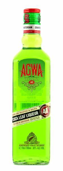 Agwa de Bolivia Coca Leaf Likör 0,7 Liter
