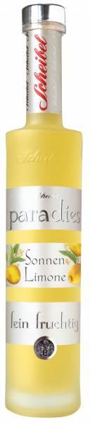 Scheibel Paradies Sonnen-Limone 0,35 Liter