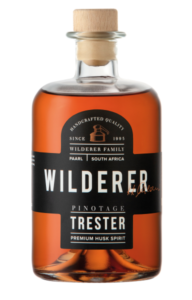 Wilderer Trester Pinotage 0,5 Liter