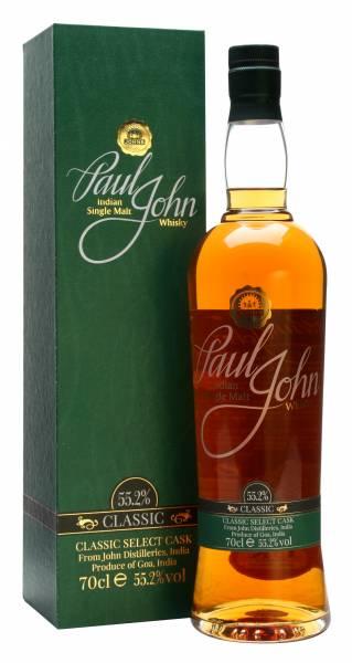 Paul John Classic Select Cask 0,7 Liter
