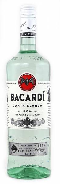 Bacardi Superior 1,0 Liter