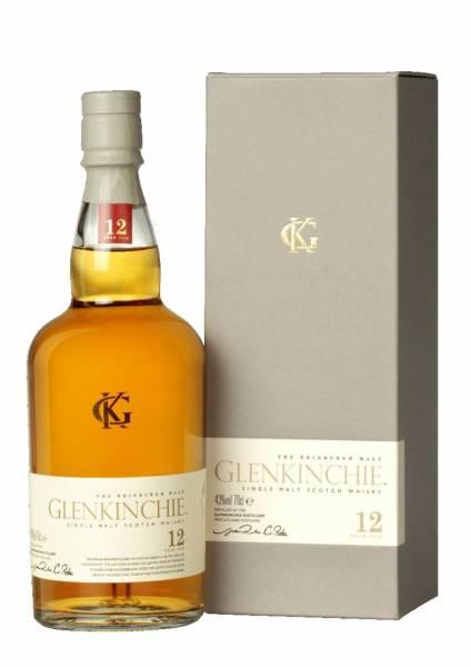 Glenkinchie 12 Jahre 0,7 Liter