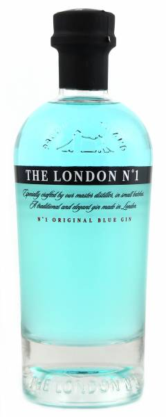 The London No.1 Original Blue Gin 0,7 Liter