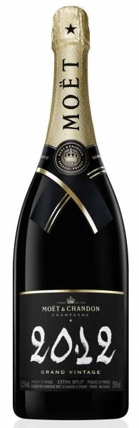 Moet & Chandon Grand Vintage 2012 Magnum 1,5 Liter