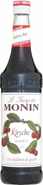 Monin Sauerkirsche Sirup 0,7 Liter