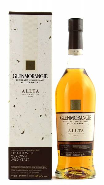 Glenmorangie Allta Private Edition No. 10 0,7l