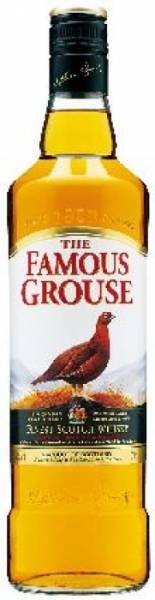 Famous Grouse 0,7 Liter