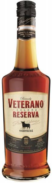 Osborne Veterano Solera Reserva Seleción 8a Brandy 0,7l