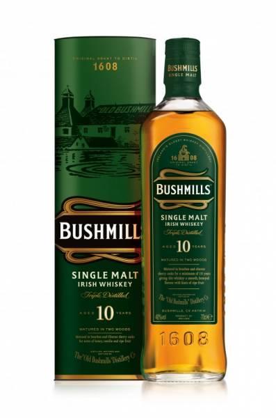 Bushmills 10 Jahre 1 Liter