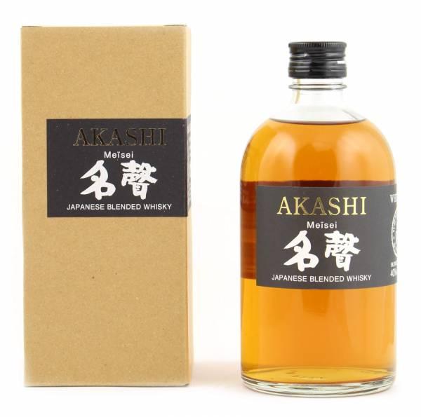 Akashi Meisei Whisky 0,5l