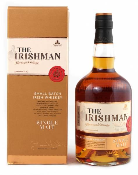 The Irishman Single Malt 0,7 Liter