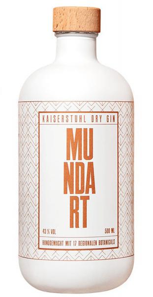 Mundart Gin 0,5 Liter