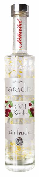 Scheibel Paradies Gold Kirsche 0,35 Liter -limitiert-