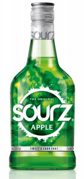 Sourz Apple 0,7 Liter