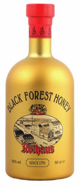 Rothaus Black Forest Honey Whisky-Honig-Likör 0,5l
