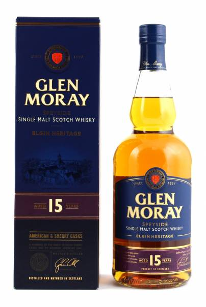 Glen Moray 15 Jahre 0,7l