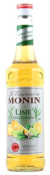 Monin Lime Juice 0,7 Liter