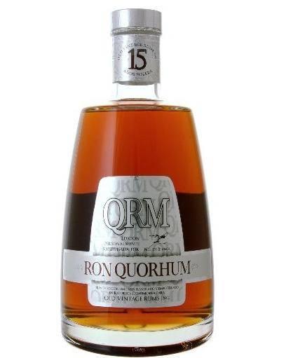 Quorhum Solera 15 Jahre 0,7 Liter