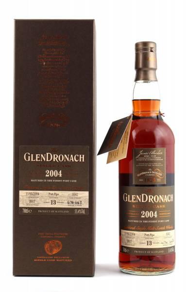 GlenDronach 2004 #3342 13 Jahre Batch 16 0,7l
