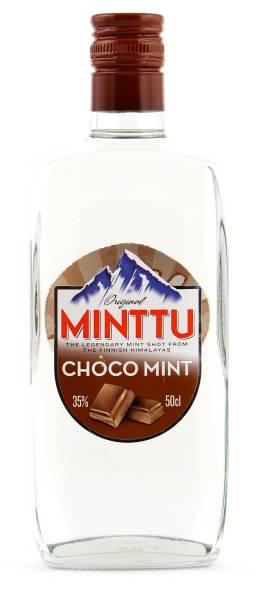 Minttu Choco Mint Likör 0,5l