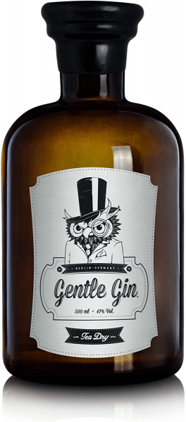 Gentle Gin - Tea Dry 0,5 Liter