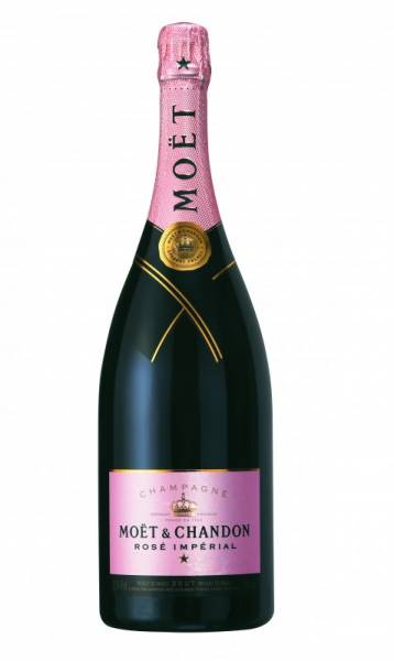 Moet & Chandon Rose Brut Imperial Magnum 1,5 Liter